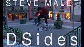 http://drugstoreskateboarding.com/ D sides Steve Malet Norwich Stre...