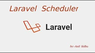 Laravel 5.8 tutorial - Laravel Scheduler