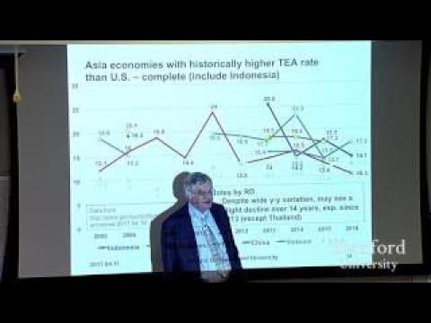 Stanford Seminar: Asia Entrepreneurship Update 2017 Current Ecosystem Trends - The Best Documentary