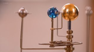 BBC The Sky at Night - Playing with a Clockwork Universe [HD]