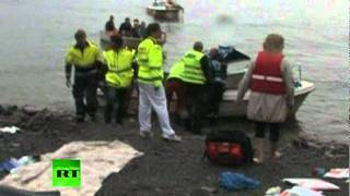 Norway Shooting: Video of Utoya massacre victims, rescue effort