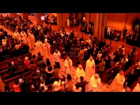 Catholic Archdiocese of Sydney - Diaconate Ordinations 21st July 2018
