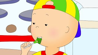 Funny Animated cartoons Kids 🍭 Caillou and the Lollipop 🍭 WATCH ONLINE | Cartoons for Children