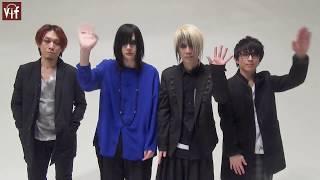 ROCK MUSIC NAVIGATION SITE【Vif】にニューアルバム『doorAdore』をリ...