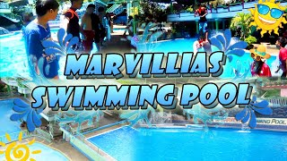 Marvillas Swimming Pool with my classmates (2nd vlog)