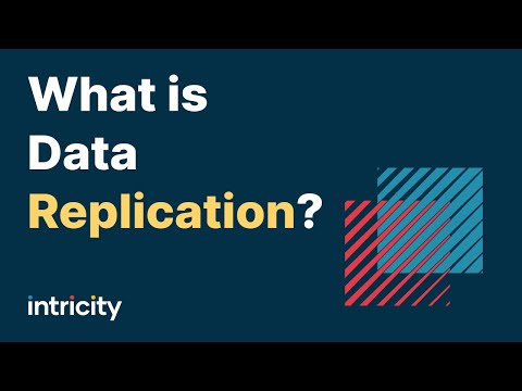 What is Data Replication?