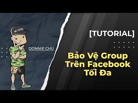 cách hack làm quản trị viên trên fanpage - [TUTORIAL] Bảo Vệ Group Trên Facebook Tối Đa - Kể Cả Bị H.a.c.k Nick Cũng Không Lo Mất by DonnieChu