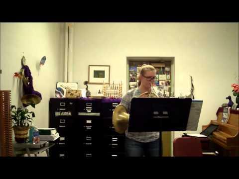 Brevard Music Festival Audition Tape