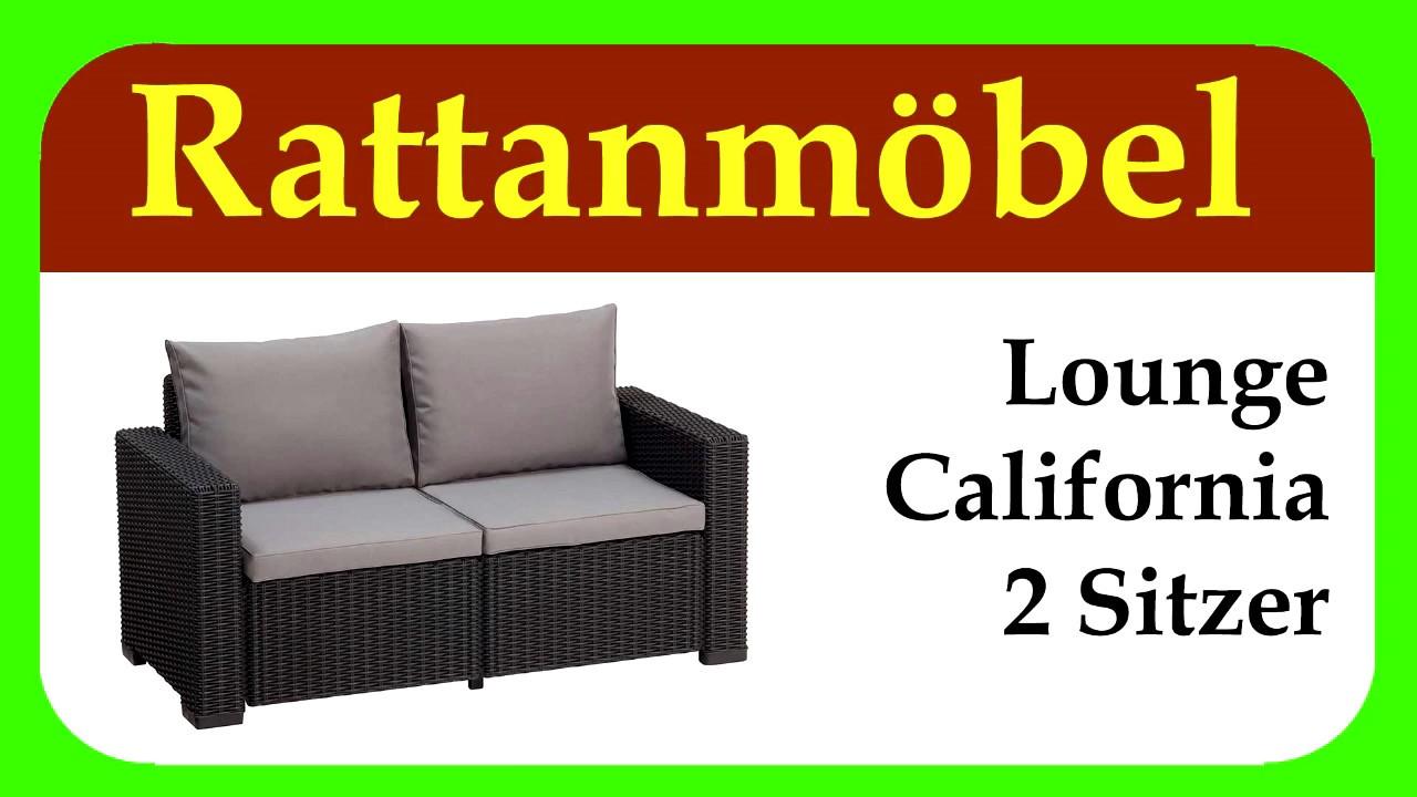 lounge california sofa sch ne rattanm bel f r deinen. Black Bedroom Furniture Sets. Home Design Ideas