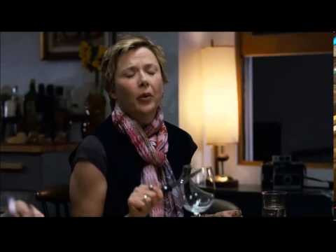 Annette Bening sings All I Want with Joni Mitchell