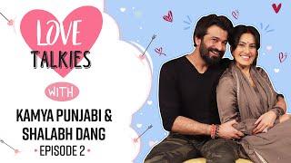 Shakti's Kamya Punjabi & Shalabh FIRST INTERVIEW on their 2nd marriage, proposal, kids   LoveTalkies