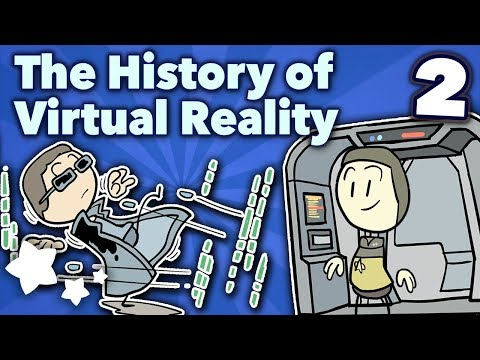 The History of Virtual Reality - Cyberpunk, Anime, and the Movies - Extra Sci Fi - #2