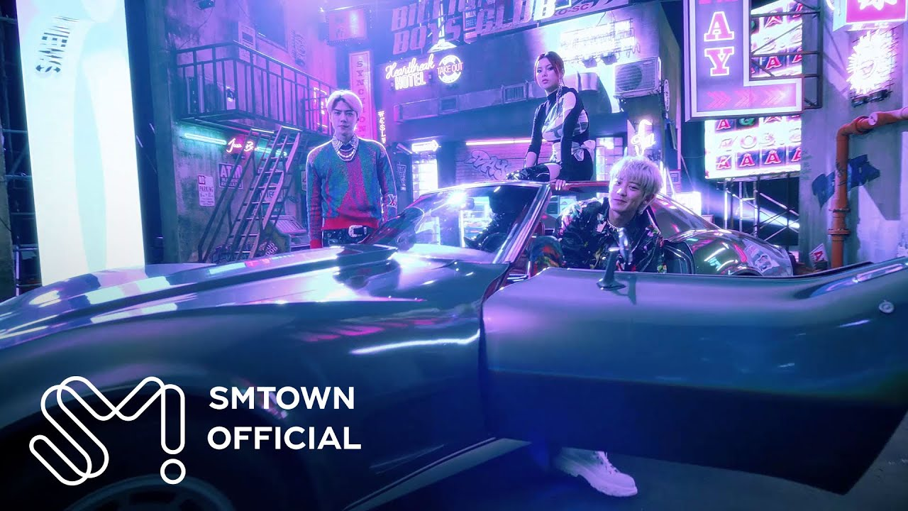 EXO-SC 세훈&찬열 '10억뷰 (1 Billion Views) (Feat. MOON) (Mar Vista Remix)' MV