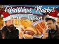 German CHRISTMAS MARKETS in Japan! | Yokohama, Kanagawa prefecture [4K]