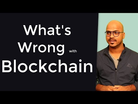 Drawbacks of Blockchain