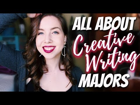 The Truth About Being A Creative Writing Major | Ask Me Anything Ep. 4