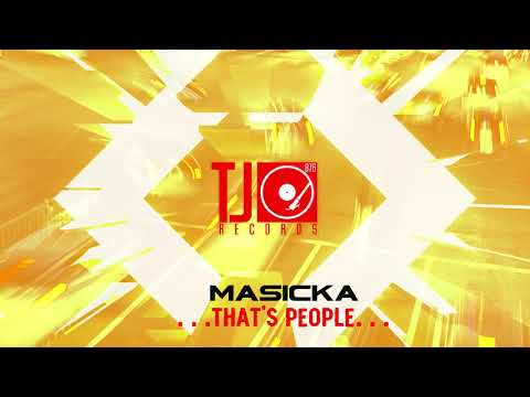 Masicka - That's People (Official Audio)