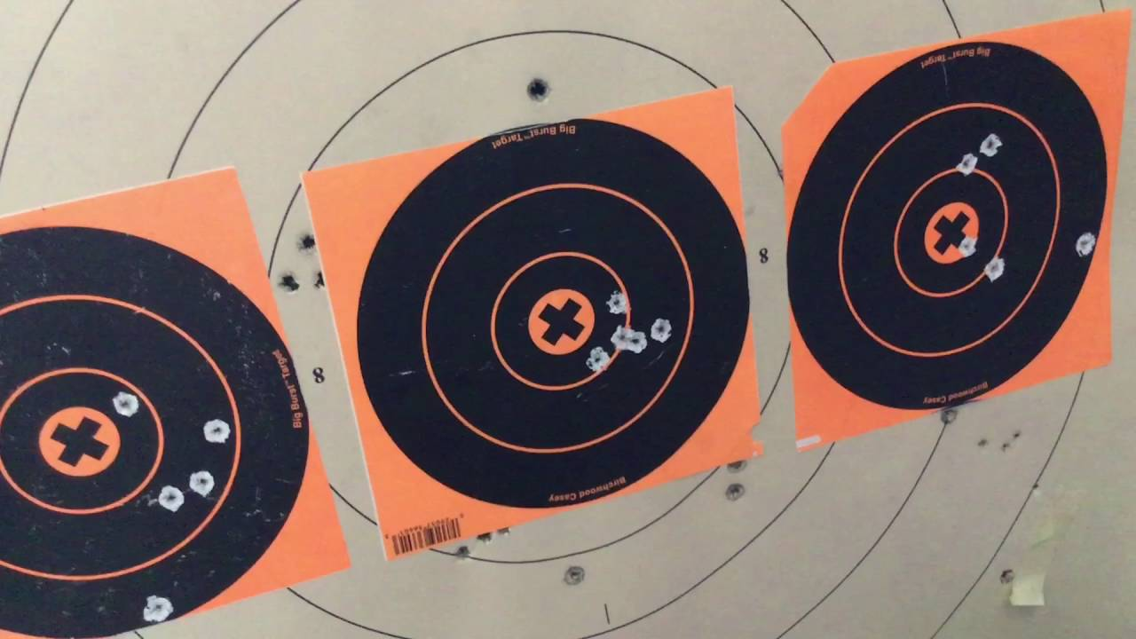 Accuracy Possibilities With The Thompson Center Contender 22LR