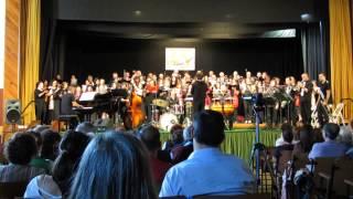 Comemoração dos 25 anos do Grupo Coral Ares Novos (Sacred Concert de Duke Ellington) 1