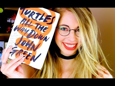 TURTLES ALL THE WAY DOWN BY JOHN GREEN | booktalk with XTINEMAY Mp3