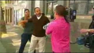 """Channel 9 cameraman calls Aussie Muslim an """"F***ing Terrorist"""""""