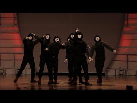 Jabbawockeez at Hip Hop International 2012 [Behind the Mask]