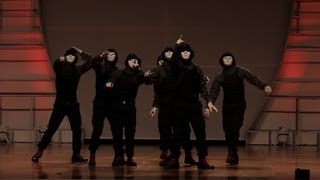 Jabbawockeez at Hip Hop International 2012 [Behind the Mask]