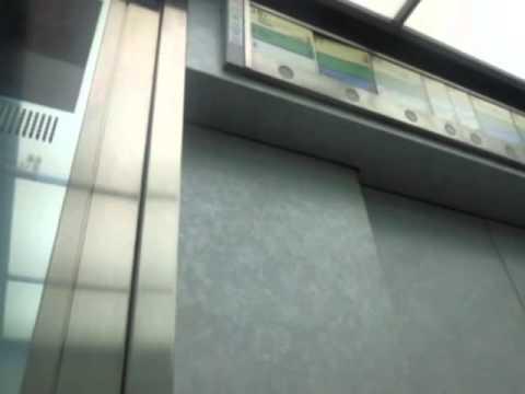 東急百貨店東横店西館のエレベーター4基まとめ動画・8号機内装変更後