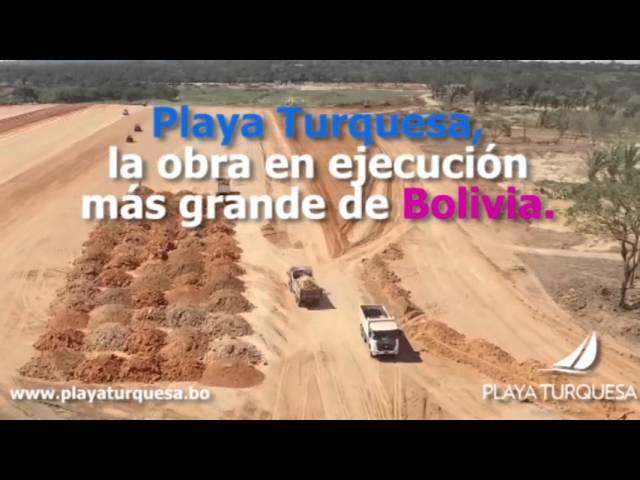 Avance de Obras Septiembre 2015 - Playa Turquesa