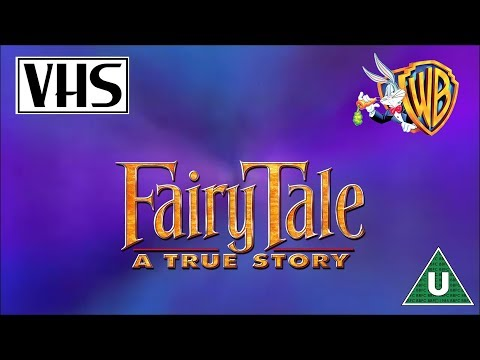 Opening to FairyTale: A True Story UK VHS (1998)