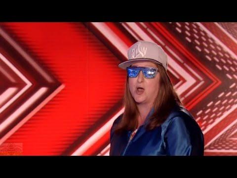 The X Factor UK 2016 Week 1 Auditions Honey G Full Clip S13E01