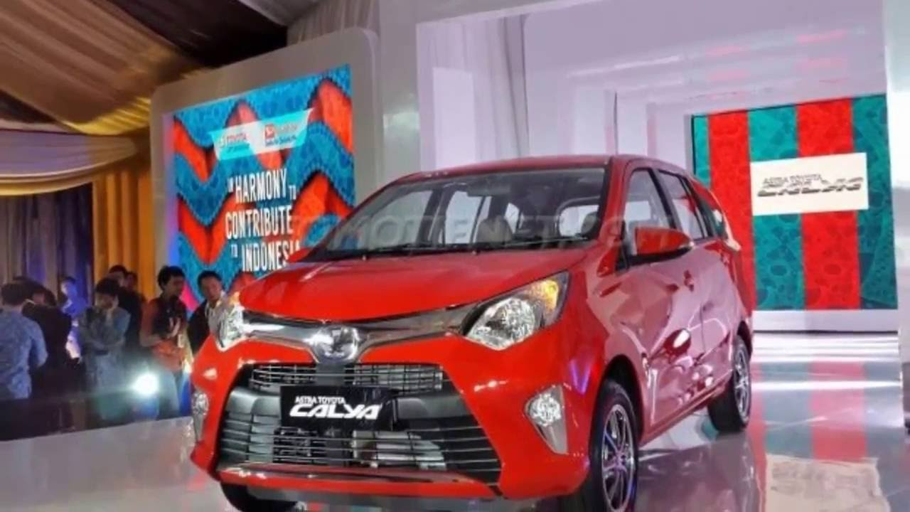Paket Cicilan Kredit Murah Toyota Calya Cikarang Bekasi Karawang
