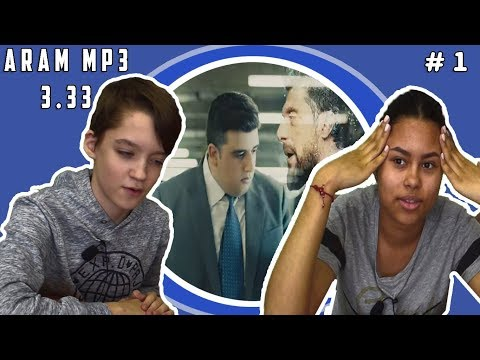 РУССКИЕ СЛУШАЮТ АРМЯНСКИЕ ПЕСНИ | Aram MP3 Feat 3.33 - SKSUM ENQ
