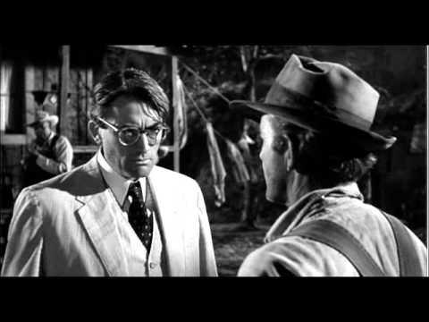 To spit to a mockingbird - YouTube - bob ewell to kill a mockingbird