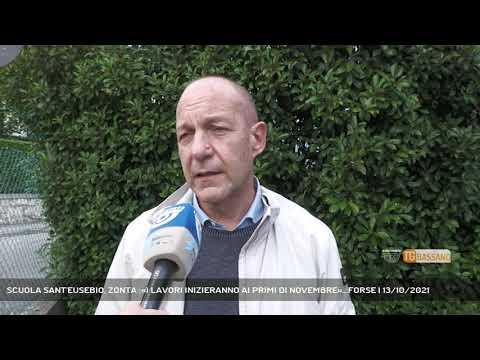 SCUOLA SANT'EUSEBIO, ZONTA :«I LAVORI INIZIERANNO...
