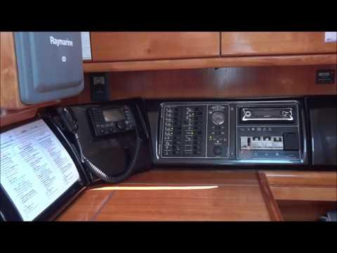 Inside Yacht Kerry