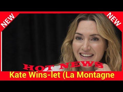 Kate Winslet (La Montagne entre nous) : son coup de foudre avec son mari Ned