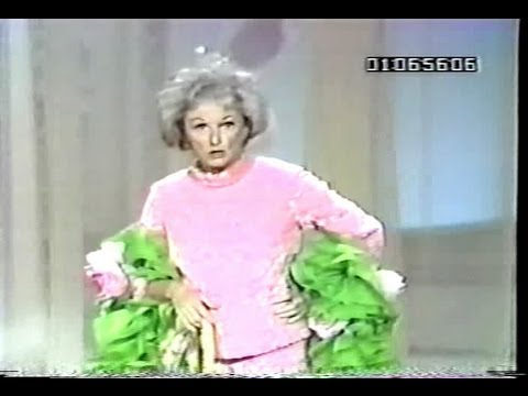 Hollywood Palace 4-05 Phillis Diller (host), Herman