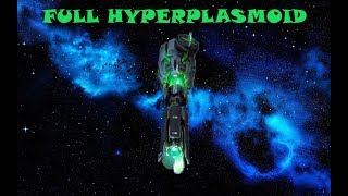 Darkorbit New Lf-4 Full Hyperplasmoid [TEST DAMAGE-HP]