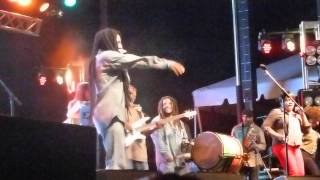 """Julian/Stephen/Damian Marley Live """"Boom Draw"""" at 9 Mile Music Fest in Miami - Part 11"""