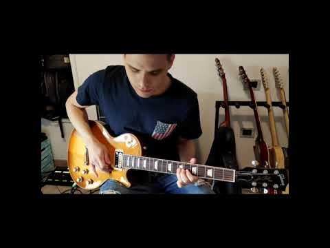 DON'T CRY SOLO (Standard tuning) – Gibson Les Paul Classic. #slash #gunsnroses #guitar