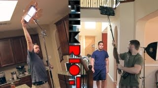 Cinematography: Lighting a Moving Actor! thumbnail