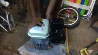 Unboxing the 6.5hp Engine