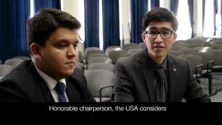 How To MUN | Introduction | UWED MUN 2016