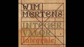 Wim Mertens - Tout ça, c'est fini - 1999
