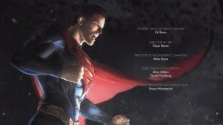 Injustice Gods Among Us - Full MOVIE| ALL Cutscenes & Cinematics [HD]