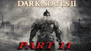 Dark Souls 2 - Part 11 Secret Bonfire - Exile Holding Cells - Mcduffs Worshop