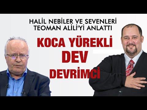 Televizyon Gazetesi - Teoman Alili Özel Yayını - 4 Mayıs 2021 - Halil Nebiler