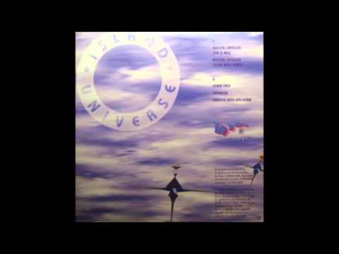Island Universe - Musical Satellite ( Cyber Script )  1993 Trance,Progressive