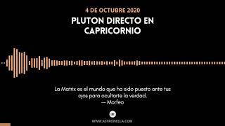 Sobreviviendo con Plutón Directo en Capricornio - 4 De Octubre al 28 de Abril 2021